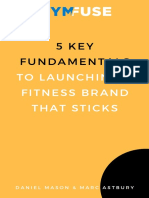 5 Key Fundamentss to Launching a Fitness Brand That Sticks