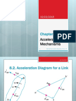 CH8 Acceleration in Mechanisms 2015 (2)