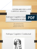 Enfoquecognitivo conductual depresionennio