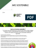 Presentación Sostenibilidad Turistica- Costa Rica