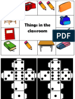 Things in the classroom.docx