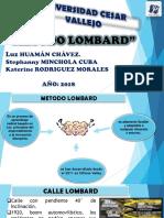 Diapositivas Metodo Lombard