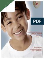 Dmn Charities Annual Report 2018