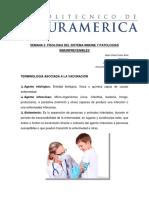 Fisologia Del Sistema Inmune y Patologias Inmunprevenibles