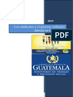 Los Sindicatos y El Proceso Ordinario Laboral en Guatemala-converted