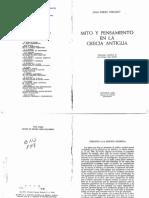 Vernant, Mito y pensamiento en la Grecia Antigua (selección).pdf