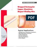 KSH International Paper Insulated Copper Rectangular Brochure