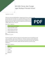 Tes Formatif M4 KB1 Peran dan Fungsi Olahraga Sebagai Budaya Pranata Sosial Masyarakat.docx