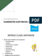 8. Electroneumática I - Accionamiento y Funcion or;And;Enclavamiento V5 - Alumno