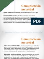1 b - A Al U Comunicación No Verbal