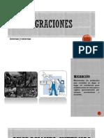 Las Migraciones Presentacion Sociales