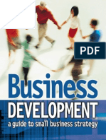 Business Development - A Guide to Small Business Strategy