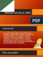 Semana 2 - Innovación en El Perú