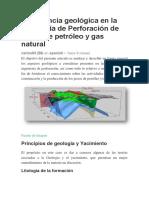 Importancia geológica en la Ingeniería de Perforación de pozos de petróleo y gas natural.docx