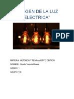 ORIGEN DE LA LUZ ELECTRICA.docx