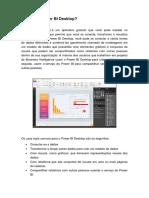 1 - O Que é o Power BI Desktop