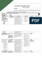 Planificacion de la Unidad 2 Lenguaje 3 año A.doc