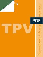 Dryflex v Thermoplastic Vulcanisate Product Guide En