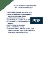 SUSUNAN ACARA PEMBUKAAN TURNAMEN SEPAK BOLA KUBUNG OPEN 2019.pdf