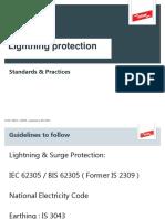 IS 2309 vs IS- IEC 62305