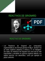 Reactivos de Grignard