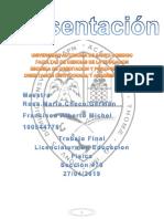 DESCRIPCION DE LA CARRERA Educación Física.docx