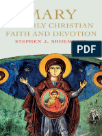 [Stephen J. Shoemaker] Mary in Early Christian Faith and Devotion