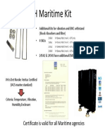 VH Maritime Kit - Detail