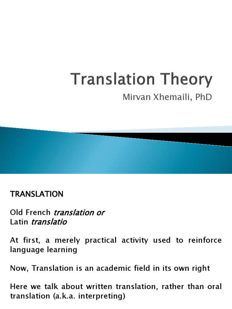 Translation Theory Bible Metaphrase Paraphrase And Imitation