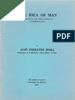 THe idea of man FERRATER MORA.pdf