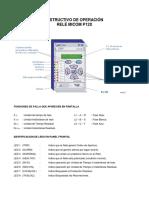 Instructivo de Operación MICOM P12X_v2