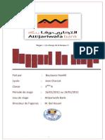 Rapport de Stage Attijari Wafabank