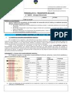 Guía N°3 - Transporte celular - IV°-Electivo