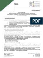 Procedura CONVOCARE SI TRANSMITERE HOTARARI CA.docx