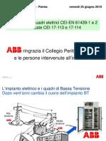 ABB - Norma IEC 61439