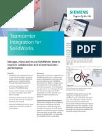 Integration for SolidWorks