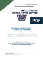 Melilit Ulang Motor.doc