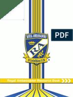 RA Resource Book
