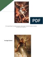 Descripción los 7 Arcángeles