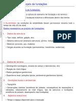 Tema8 - Projeto de Fundações
