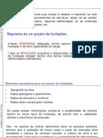 Tema9 - Fundações