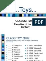 Toys Classics (1)