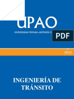 Introduccion ingenieria de transito
