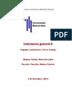 ENFERMERIA GENERAL II, 2do envio,tercer t.p. ultimo. Araujo Maria.docx
