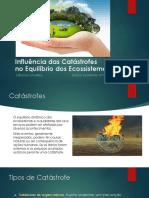Ciências Catástrofes Final
