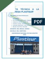 001 LImpieza Del Pabellón y Manejo de Residuos Sólidos