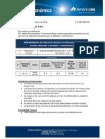 Cotizacion Dbi (Re) Nix Media Sac 20mbps 18oct16