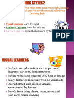 Learning Styles PPT