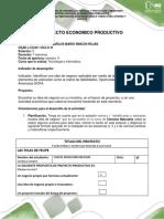 Proyecto Economico Est n 5