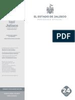 Convocatoria Premio Jalisco 2019